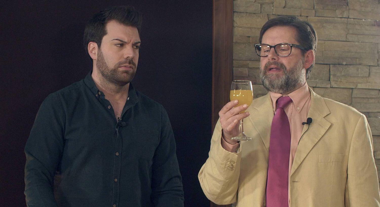 Simon and Rupert