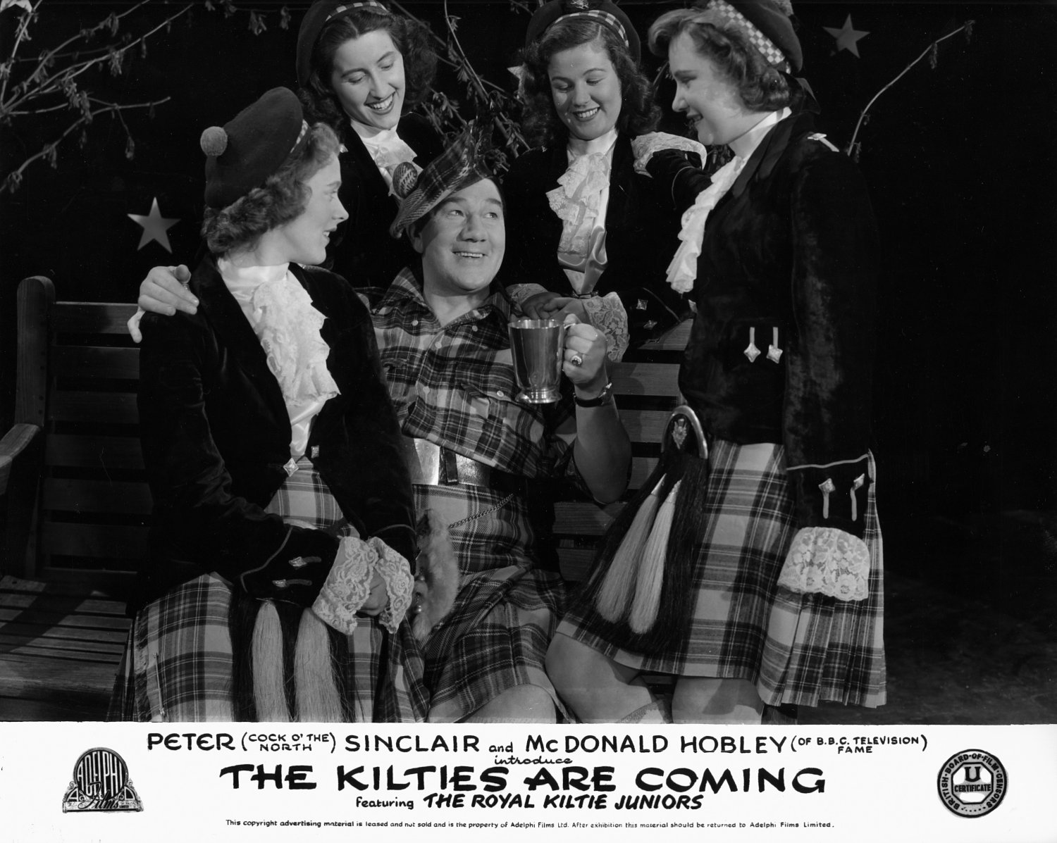 The Kilties are Coming (1952)