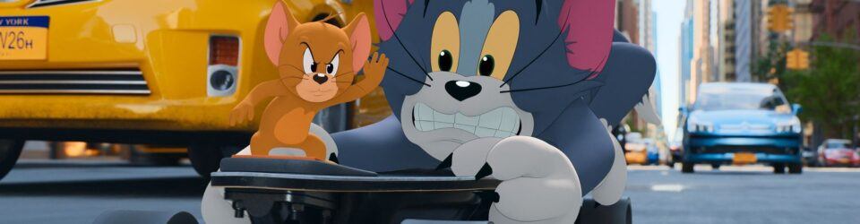 Tom & Jerry is coming home