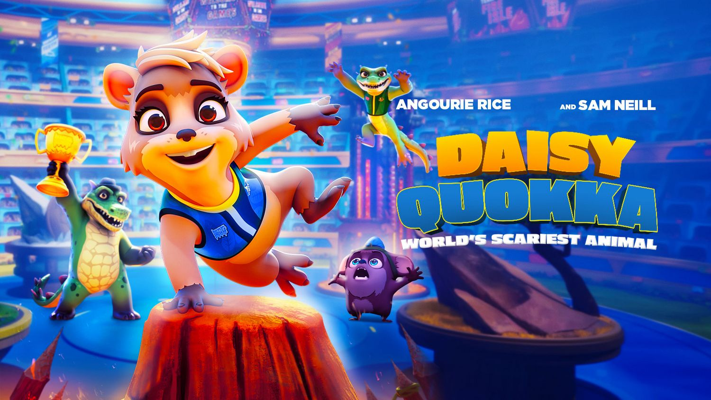 Daisy Quokka (Signature Entertainment) Banner