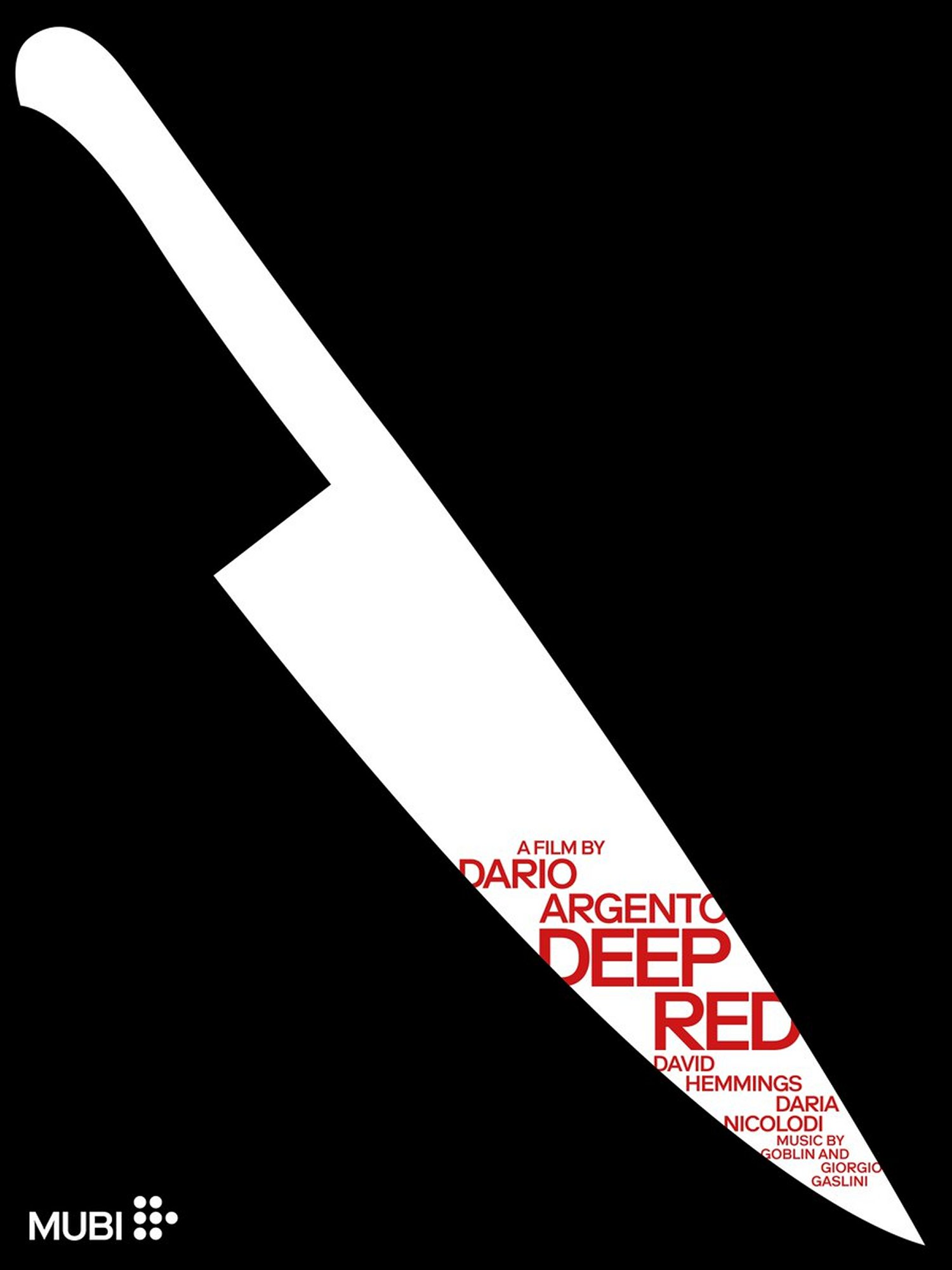 Limited Edition Poster_DEEP RED