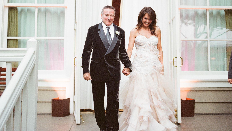 Robin Getting Married 2
