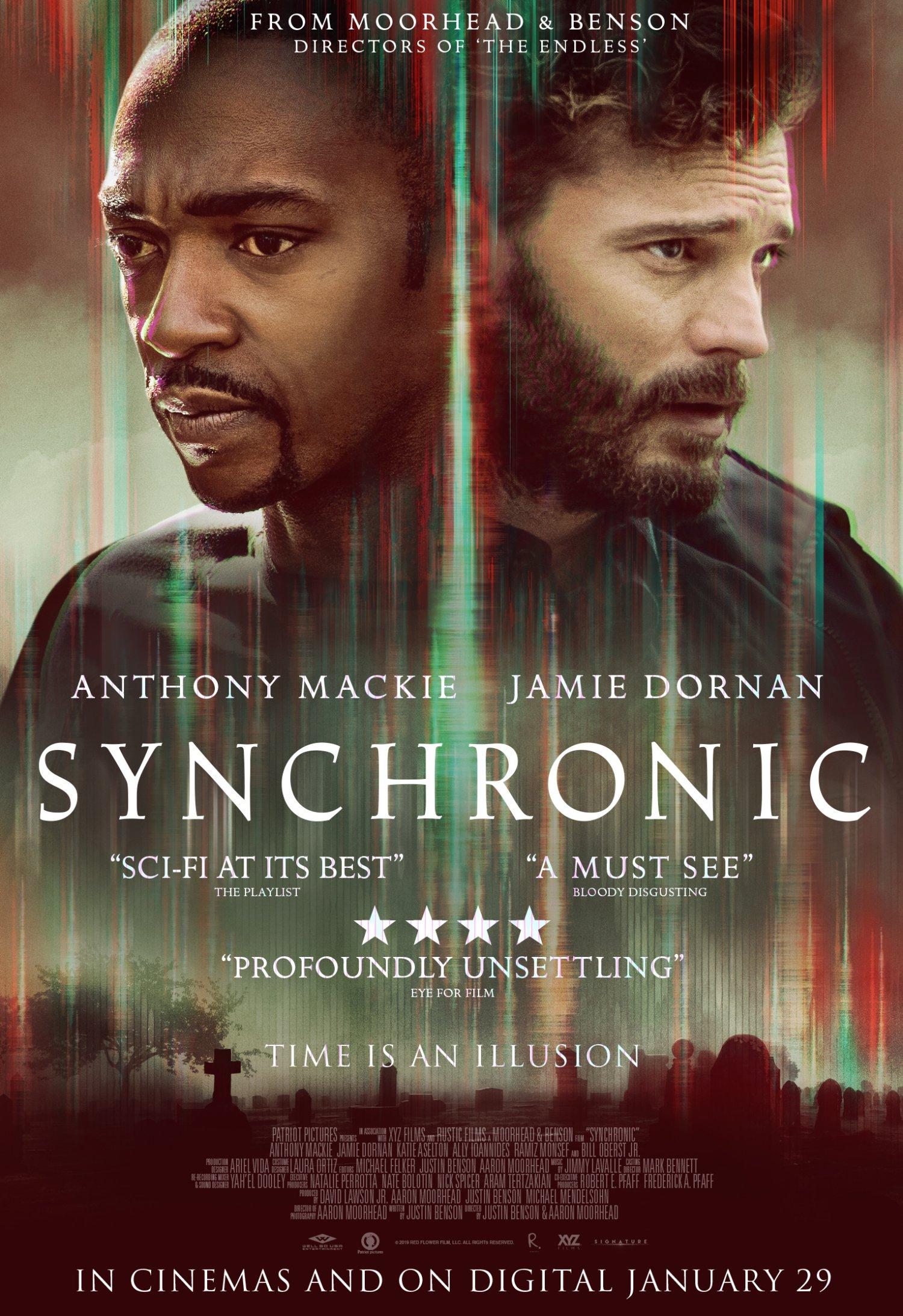 Synchronic UK Poster