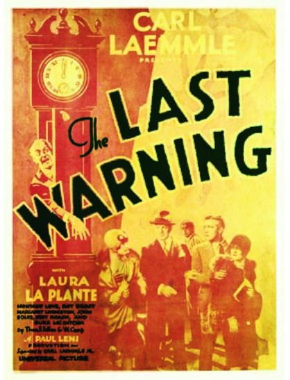 The-Last-Warning-1929-poster-2