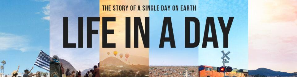 Take a look at one day in 2020 with Life in a Day 2020's trailer