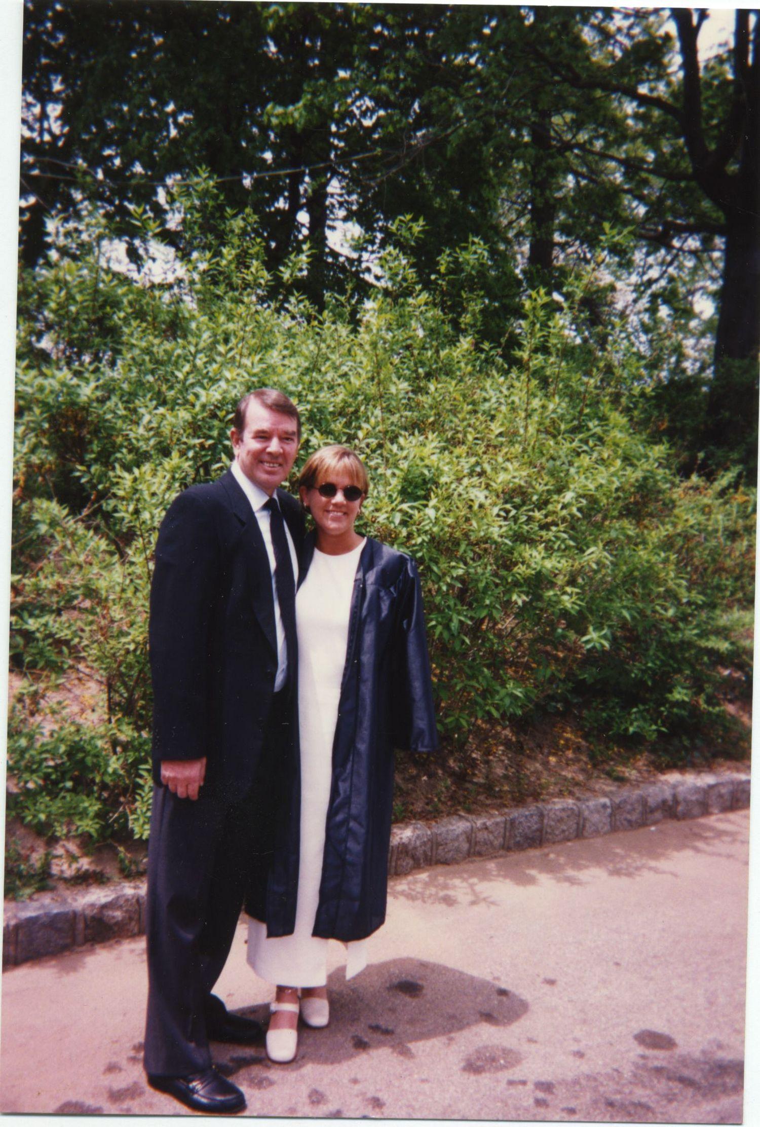 Amanda&Laddie College Grad (1)