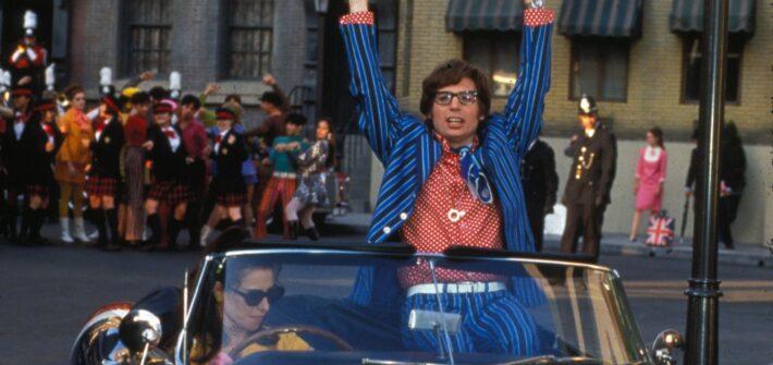 Austin Powers is back!