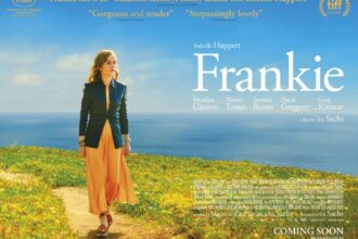 Frankie gets a poster & trailer