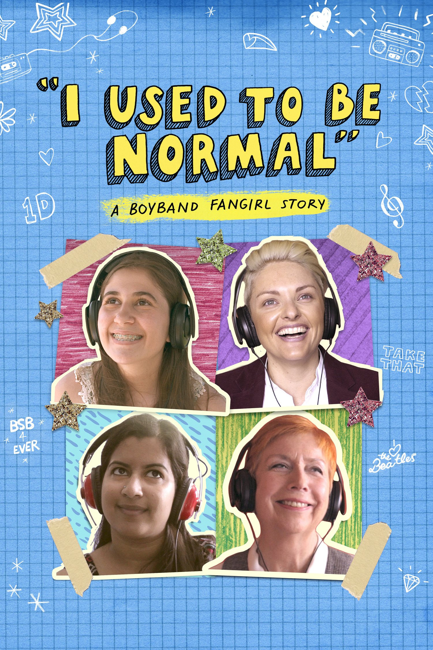 I_USED_TO_BE_NORMAL_Key Art 2000 x 3000