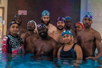Blacks Can't Swim: The Sequel is swimming home