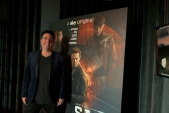 From the virtual premiere of SAS: Red Notice