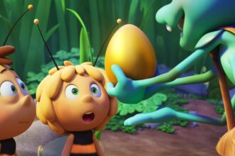 'Maya The Bee: The Golden Orb will welcome the world's most famous bee back to cinemas on May 17