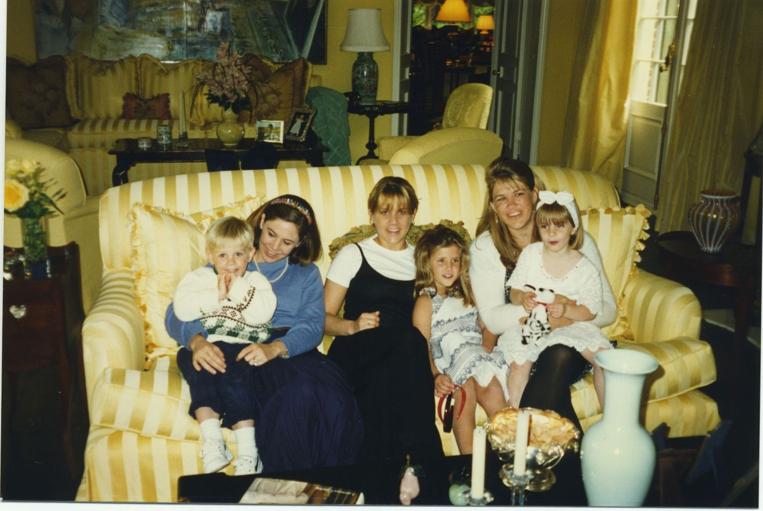 PP Ladd Family Girls and Shane 1996.tiff