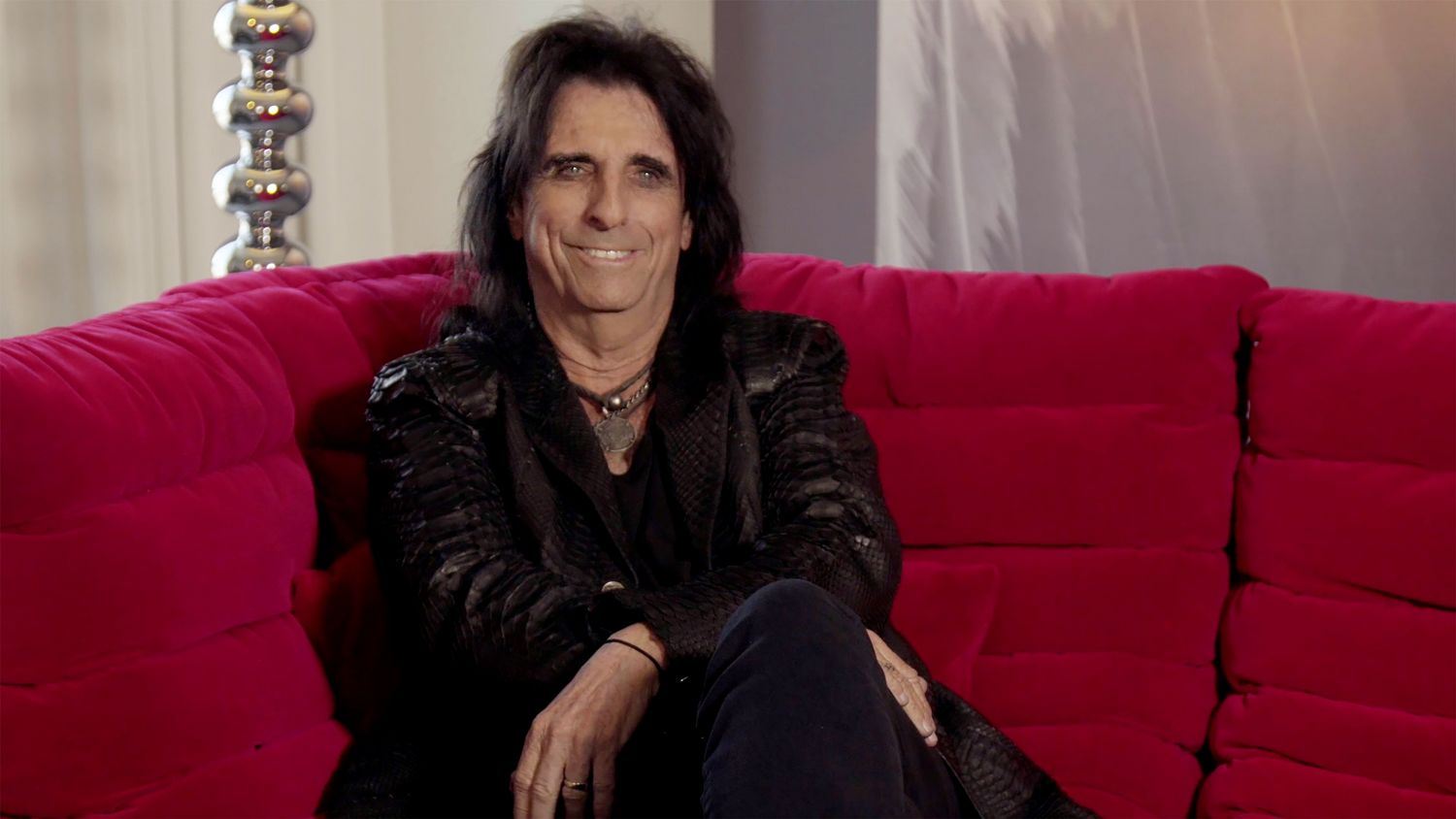 Alice Cooper in HOUSE OF CARDIN (Blue Finch Film Releasing)