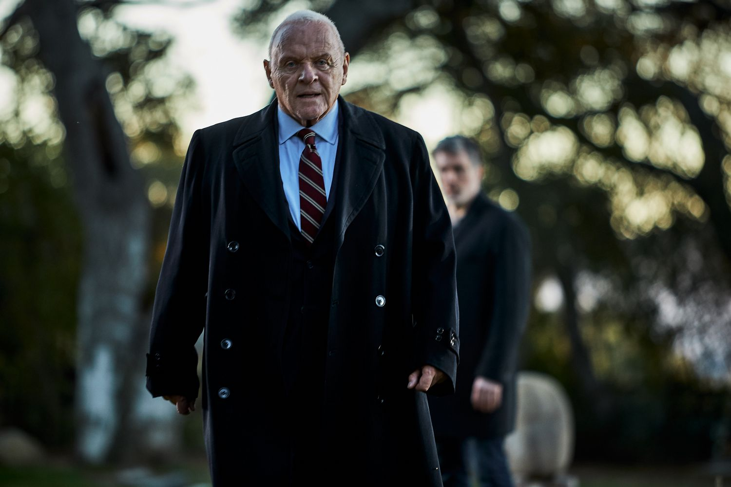 Anthony Hopkins in The Virtuoso (Lionsgate UK)