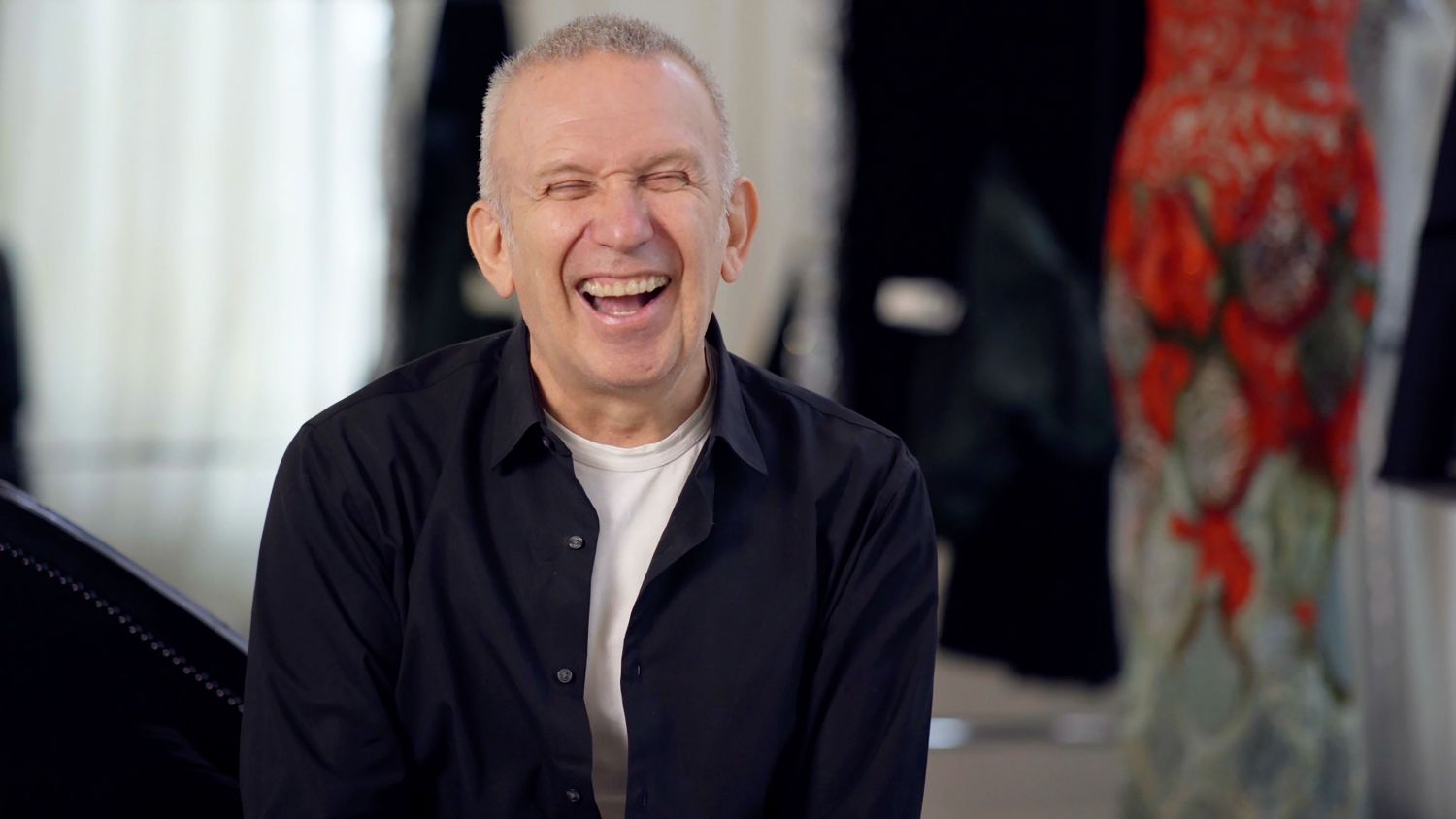 Jean Paul Gaultier in HOUSE OF CARDIN (Blue Finch Film Releasing)