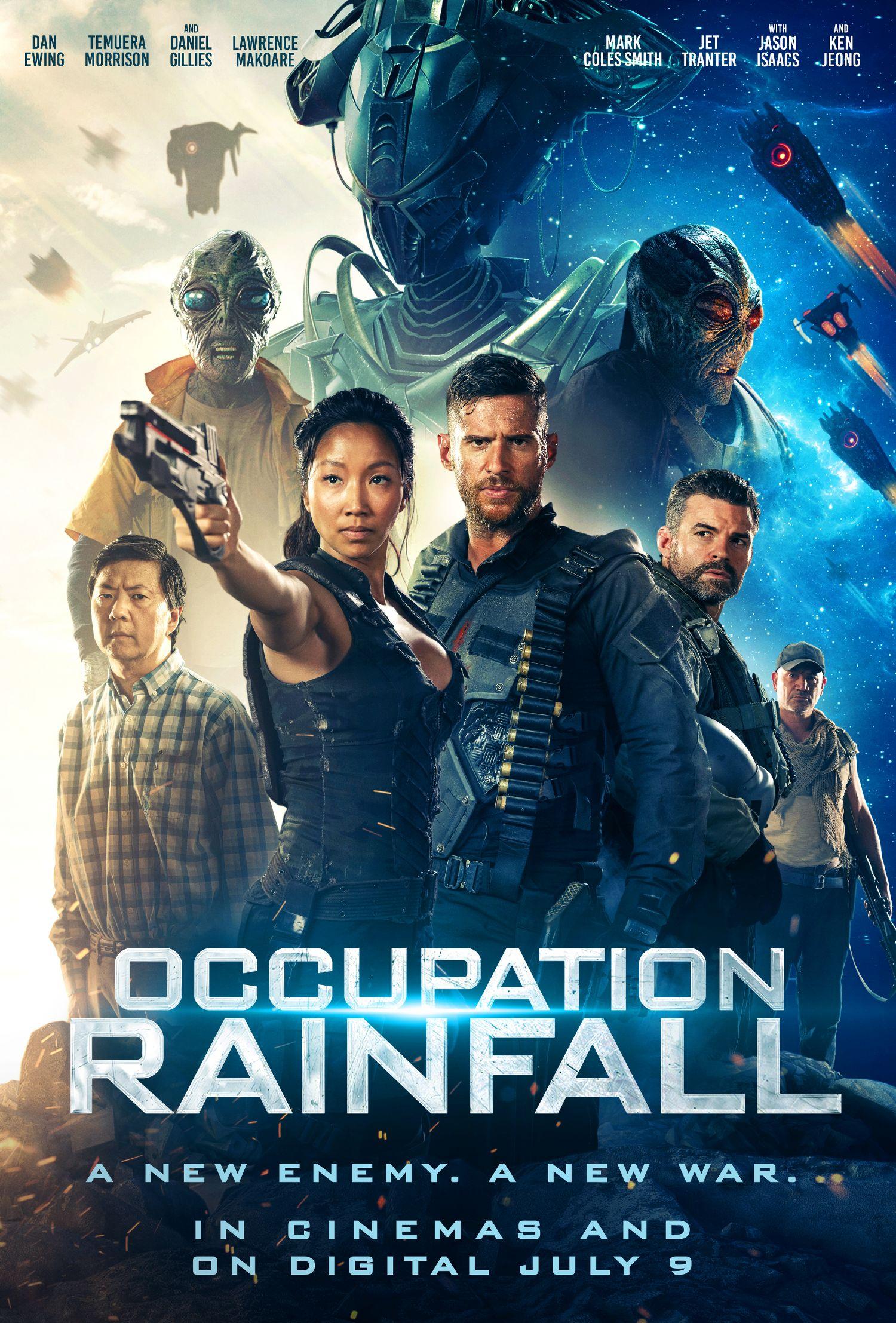 Occupation Rainfall (Signature Entertainment) Cinema Poster