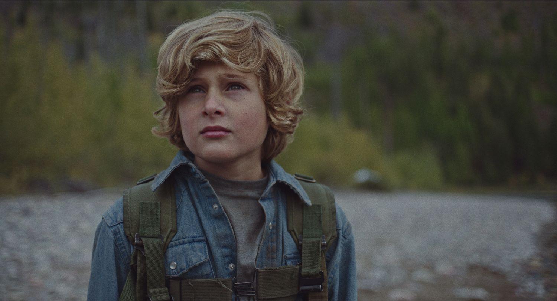 Sasha Knight in Cowboys (Blue Finch Film Releasing)