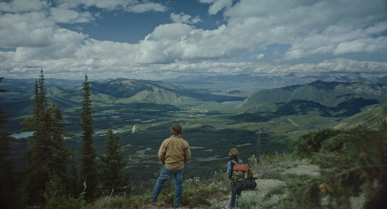 Steve Zahn and Sasha Knight in Cowboys (Blue Finch Film Relasing)