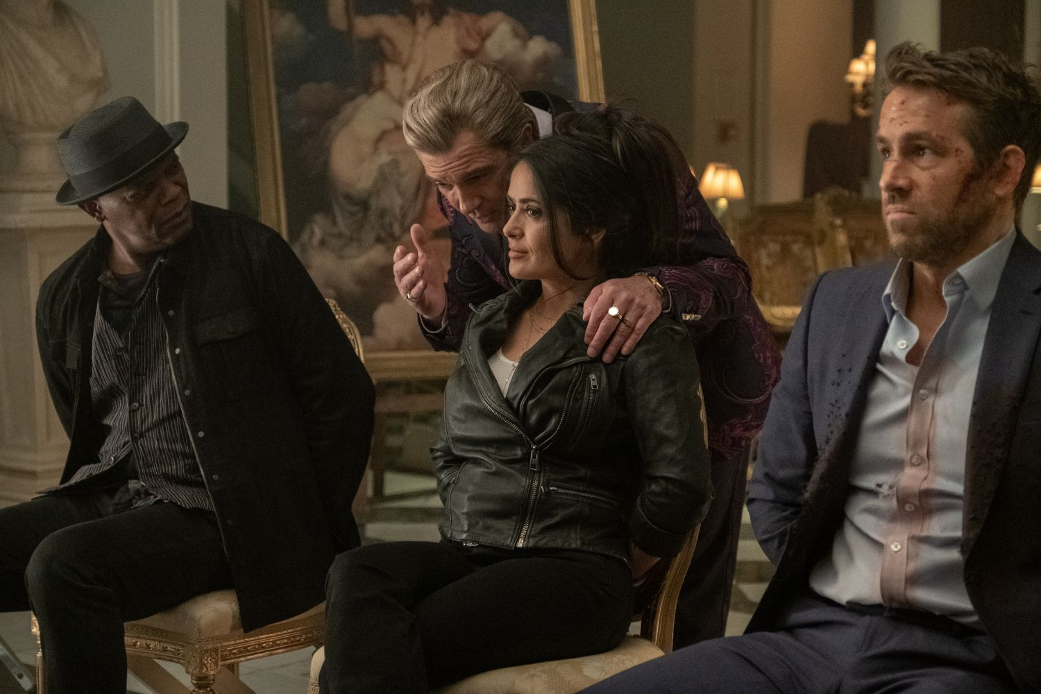 The Hitman's Wife's Bodyguard – First Look Still 1