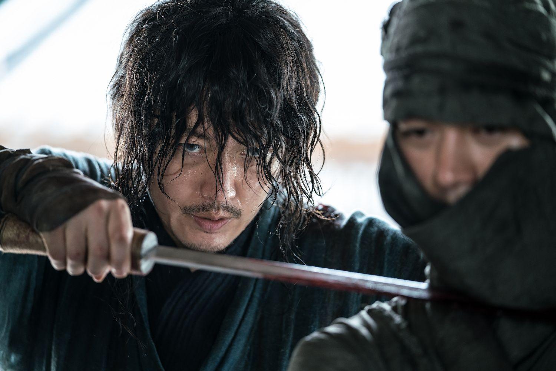 The Swordsman (1)