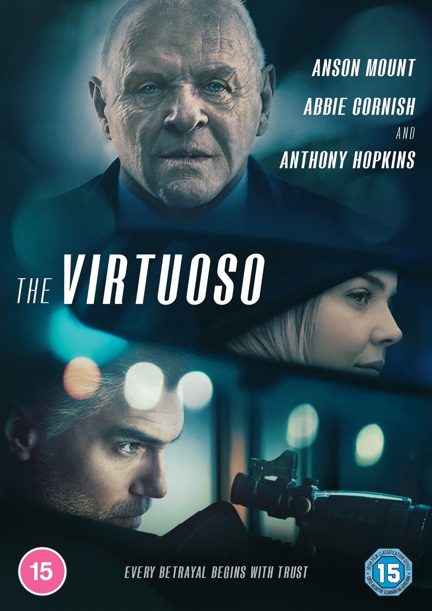 The Virtuoso – 2D Sleeve