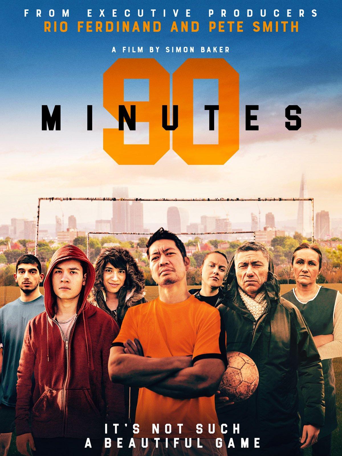 90 Minutes – Digital Artwork Portait