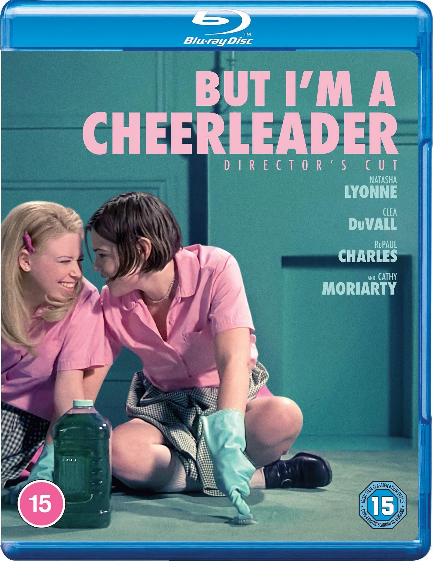 But I'm a Cheerleader 2D Packshot