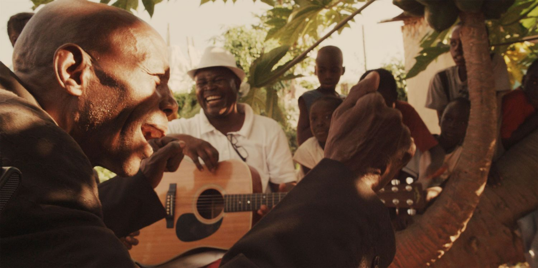 Groovy Joe Kunda and Emmanuel 'Jagari' Chanda in WITCH WE INTEND TO CAUSE HAVOC (Bulldog Film Distribution)