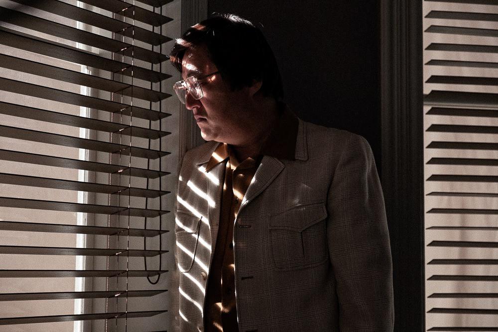 Kwak Do-won in THE MAN STANDING NEXT (Blue Finch Film Releasing)
