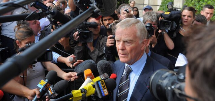 Director of documentary Mosley: It's Complicated pays tribute to the late Max Mosley