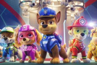 The Paw Patrol is coming home