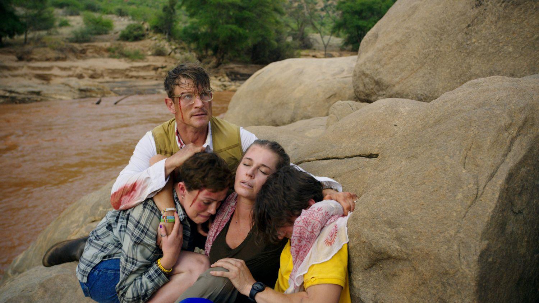 Philip Winchester and Rebecca Romijn in Endangered Species (Lionsgate UK)