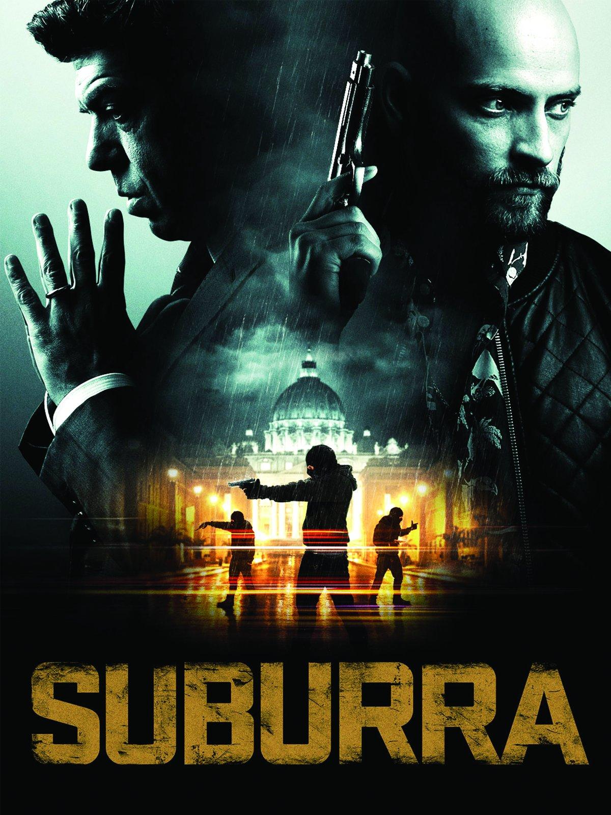 Suburra – Digital Art Portrait