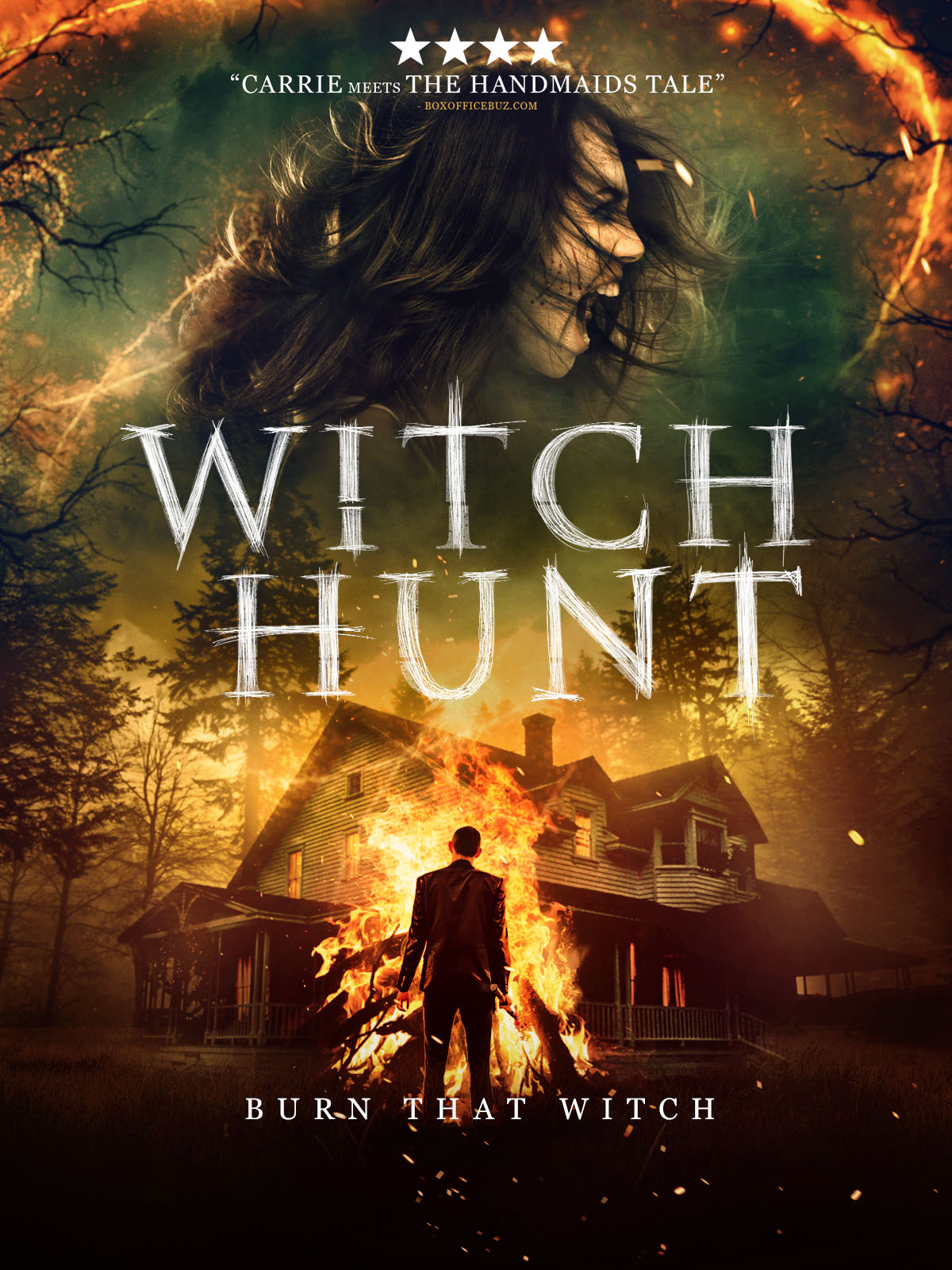 Witch Hunt (Signature Entertainment, 29th March) Artwork