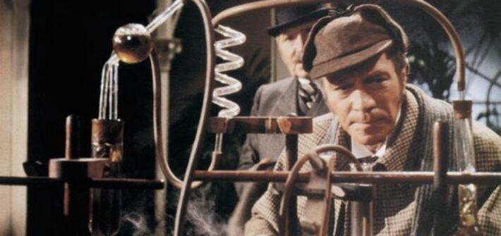 Christopher Plummer is Sherlock Holmes