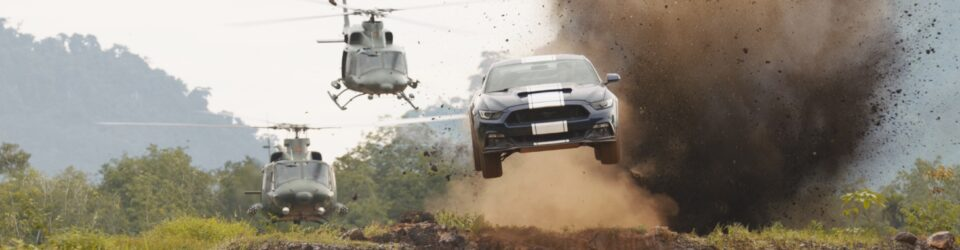 Jump into the cars of Fast & Furious 9