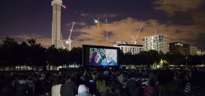 In the mood for musicals? Catch some of your favourites across London with Pop Up Screens