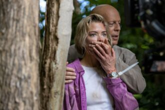 Bruce Willis and Jaime King star in action thriller 'Out Of Death'