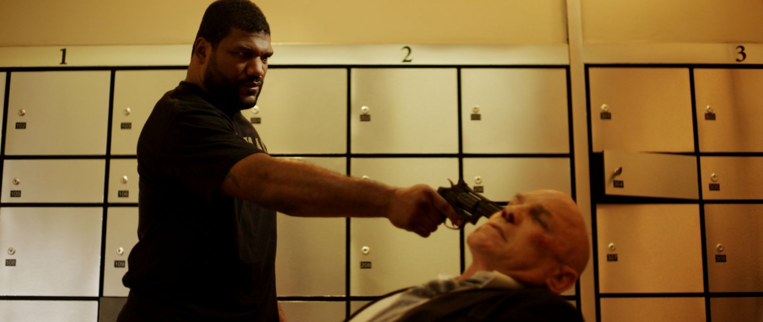 Quinton 'Rampage' Jackson – Cops and Robbers