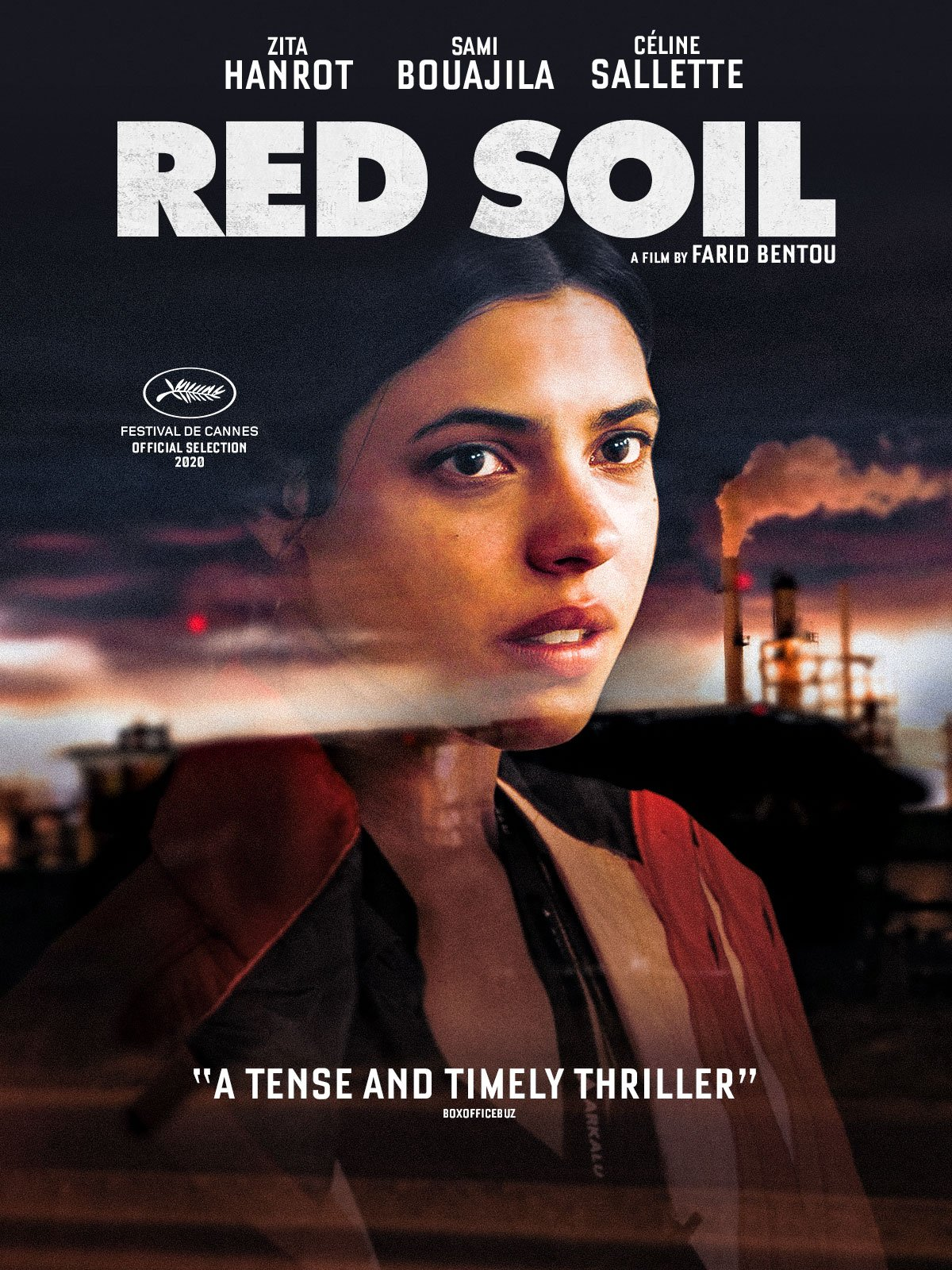 Red Soil (Signautre Entertainment) Artwork