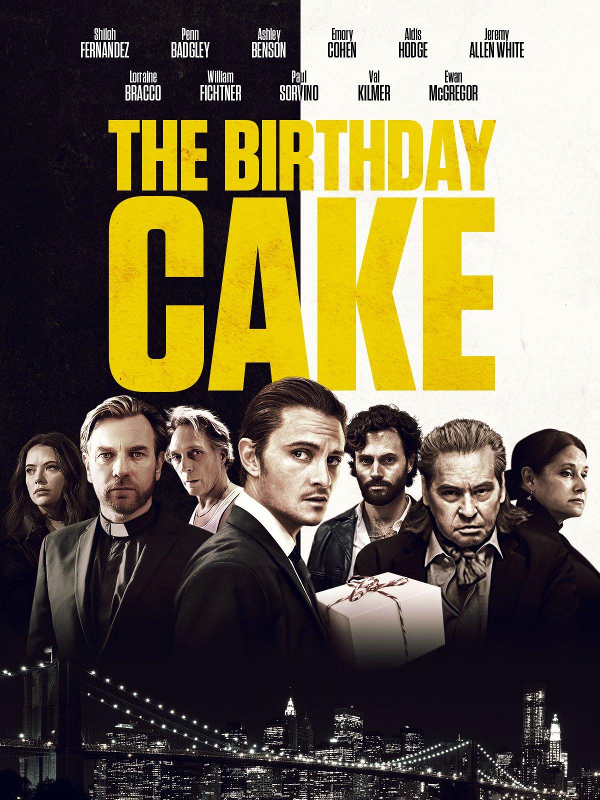 The Birthday Cake (Signature Entertainment) Artwork
