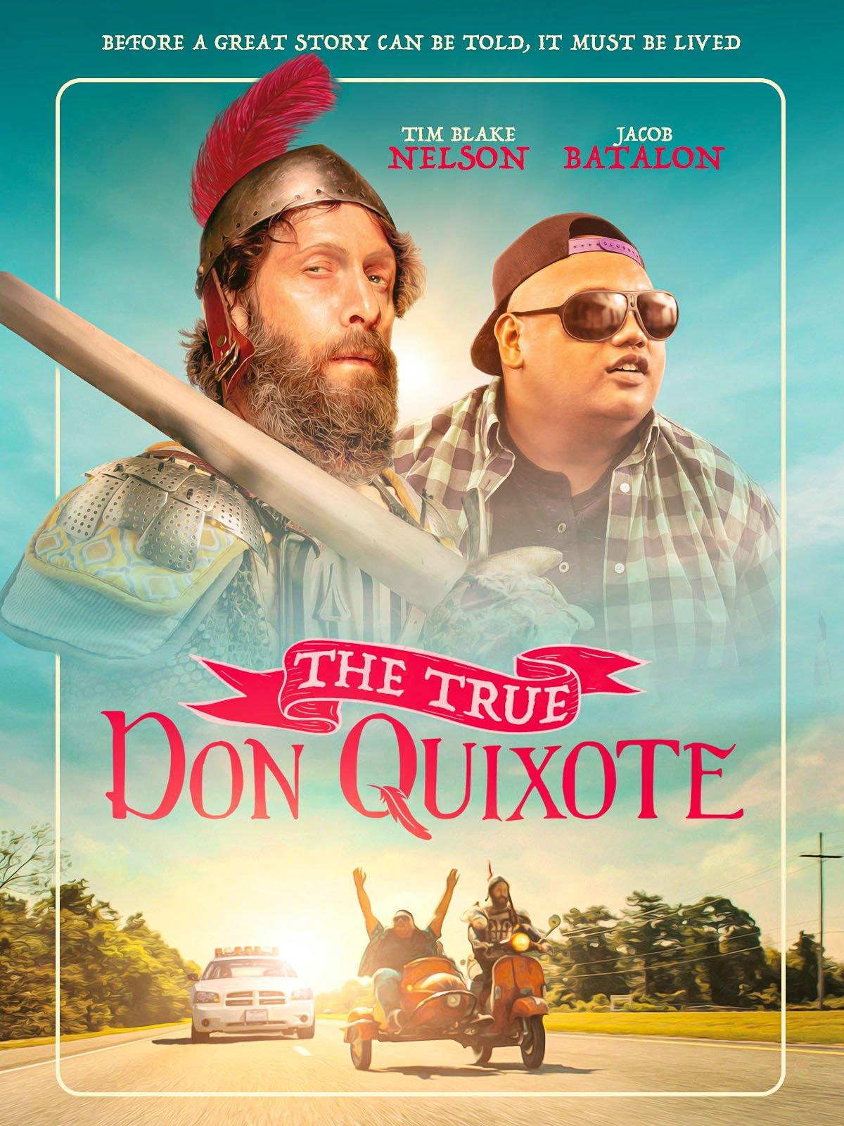 The True Don Quixote (Signature Entertainment) Artwork