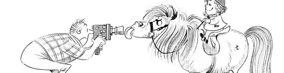 Blenheim Films to bring the beloved Thelwell Ponies to life in live action feature adaptation, 'Merrylegs The Movie'