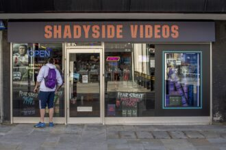 Netflix launches 90s themed pop-up stores in London, Brighton & Newcastle inspired by horror film trilogy 'FEAR STREET'