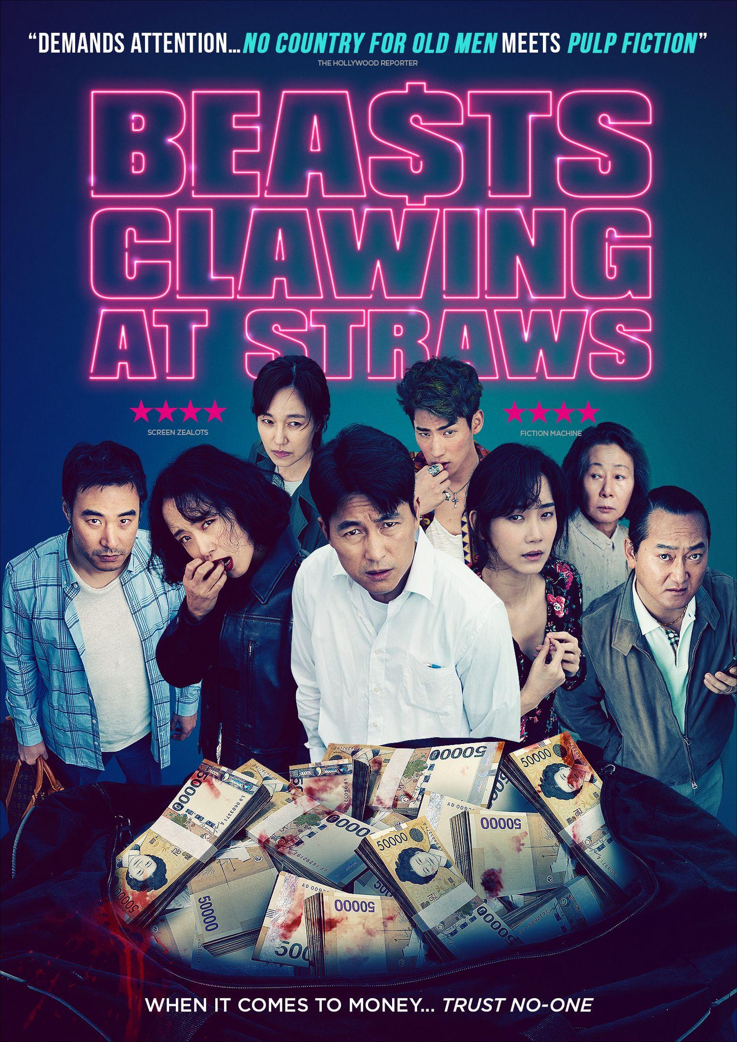 Beasts Clawing At Straws – Key Art