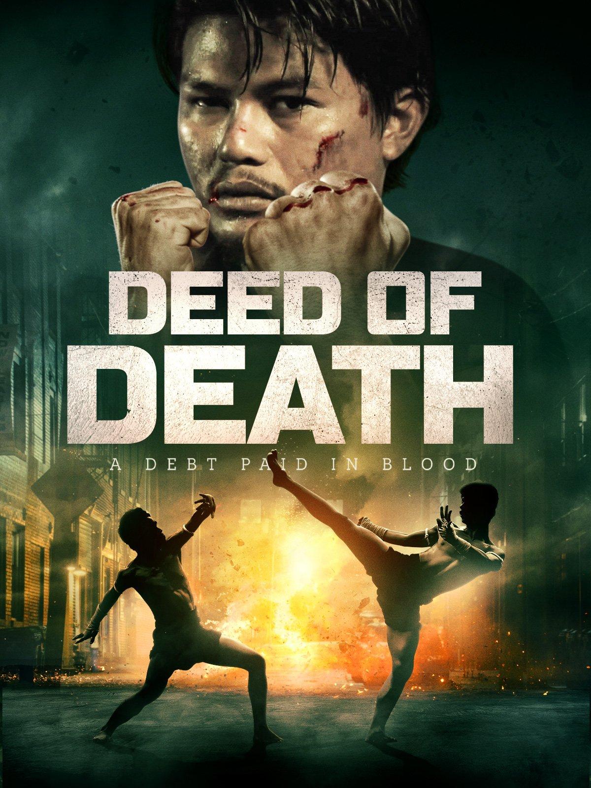 Deed of Death (Signature Entertainment) Artwork