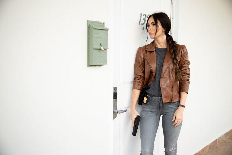 Megan Fox in MIDNIGHT IN THE SWITCHGRASS (Lionsgate UK)