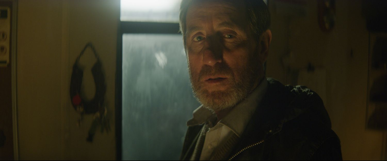 Michael Smiley in The Toll (Tollbooth)(Signature Entertainment)