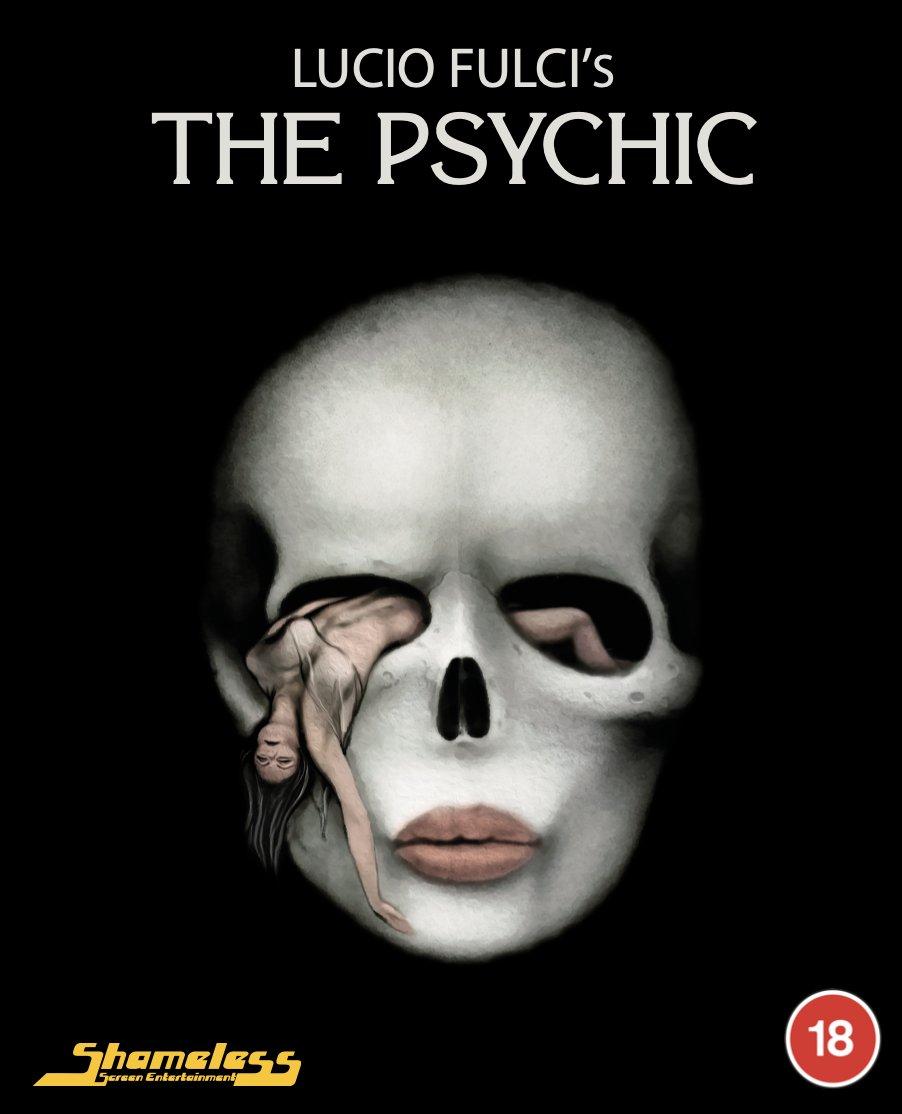 SHAM218 The Psychic 2D Ocard Packshot png